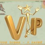 VIP KARTA SAUNA DEJVICE