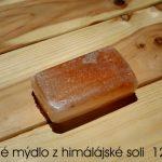 solné mýdlo