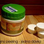 peelingová sůl