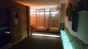 finská sauna, Praha 6