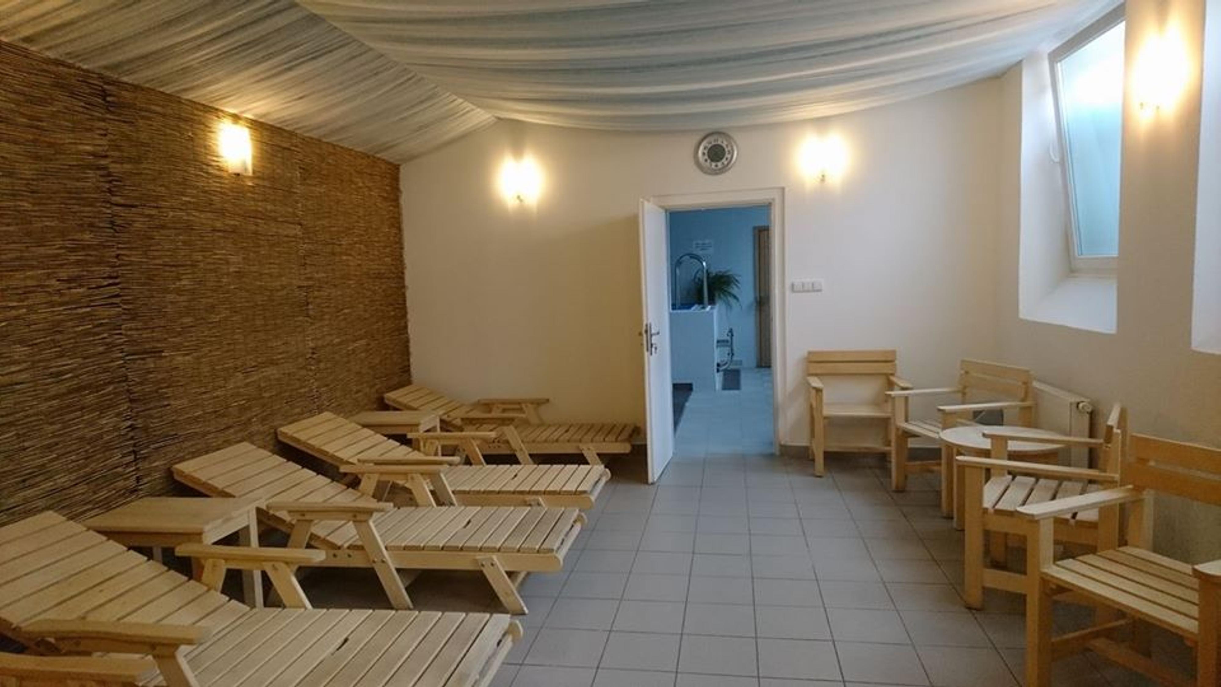 privátní - soukromá sauna