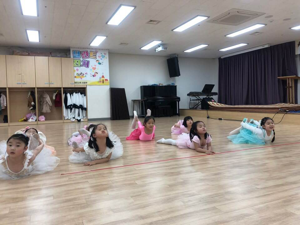 Sauna Hadovka balet děti