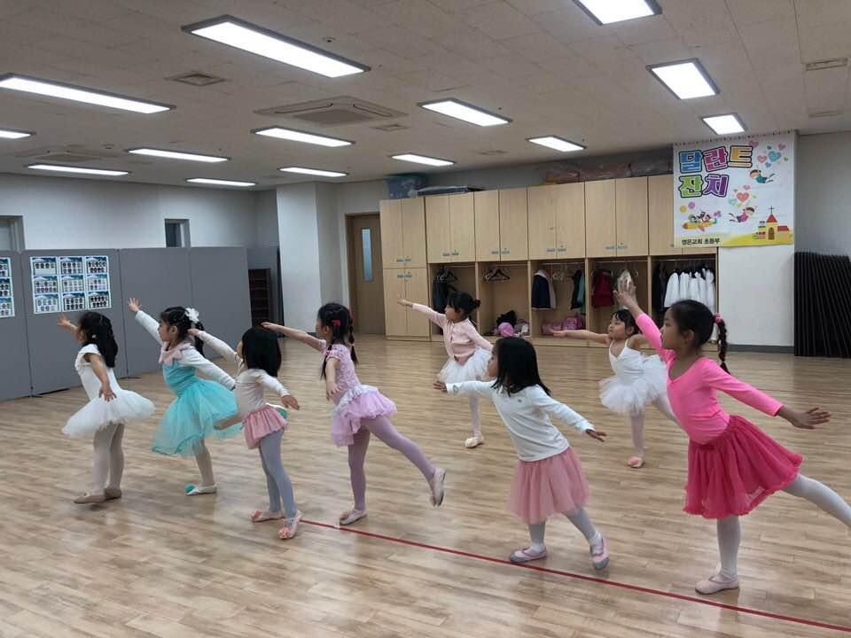 balet pro děti Sauna Hadovka
